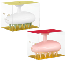 MUCOTA    MASSAGER(WHITE / PINK)